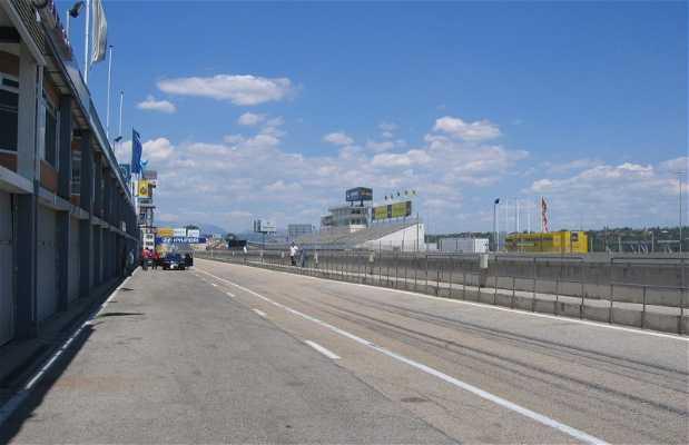 The Jarama Circuit