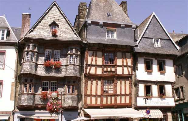 Les Côtes d'Armor
