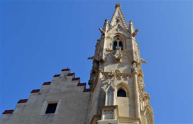 Kostol Klarisiek