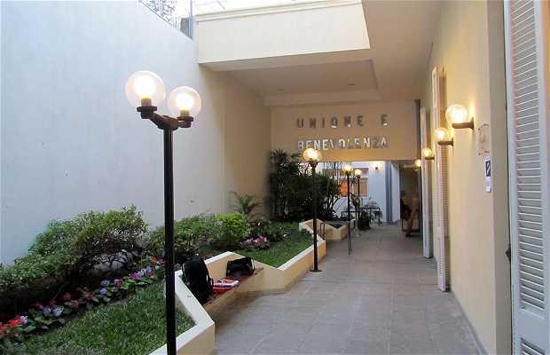 """Instituto de Lenguas y Cultura """"Unione e Benevolenza"""""""