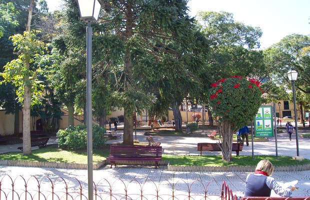 Plaza de Franchi Alfaro