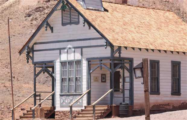 Pueblo fantasma Calico