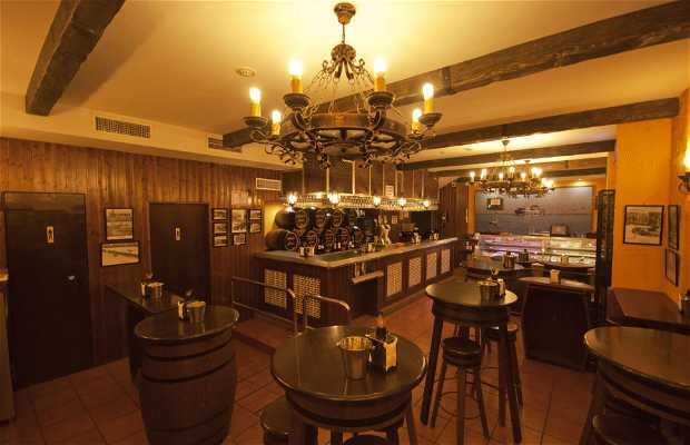 Restaurante Bodeguita La mar de bueno