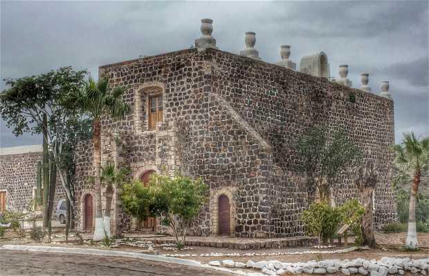 Mision Santa Rosalía