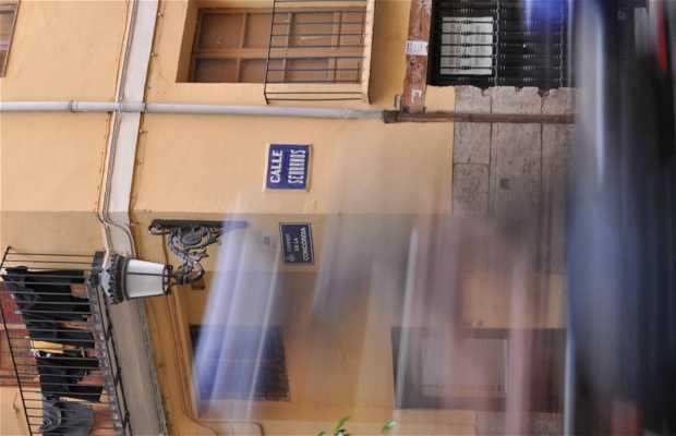 Calle Serranos