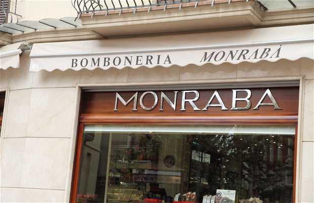 Pastelería Monrabá