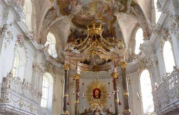 Basilica de Wilten