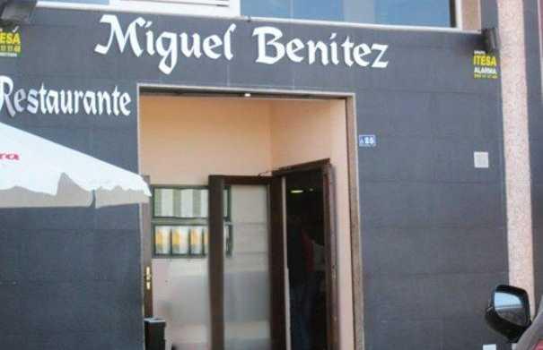 Restaurante Miguel Benitez