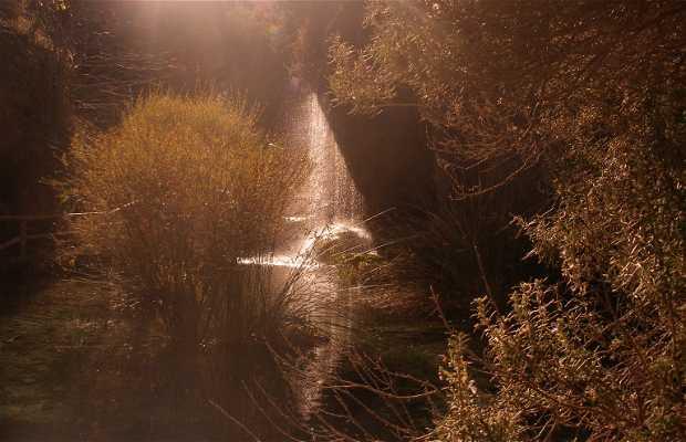 Cascadas del Batán