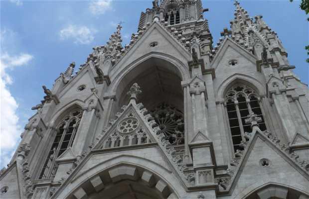 Iglesia de Notre Dame de Laeken