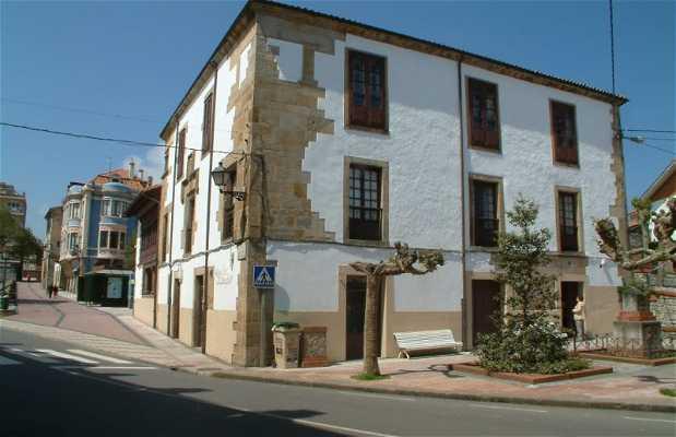 Casa de la familia Alonso Covián