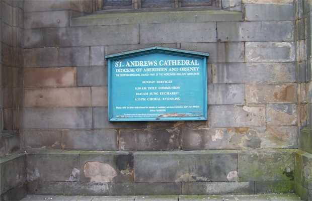 Iglesia Episcopal de Saint Andrew