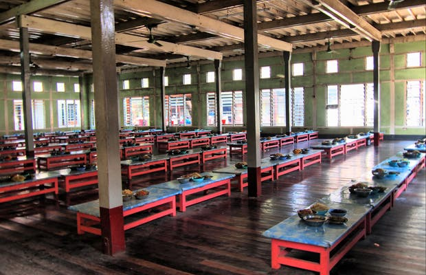 Maha Ganayon Kyaung Monastery