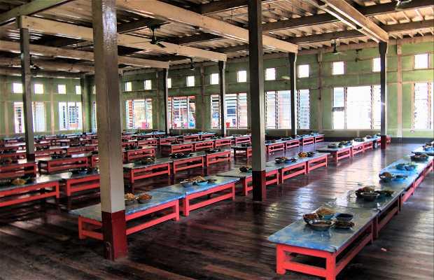 Monasterio Maha Ganayon Kyaung