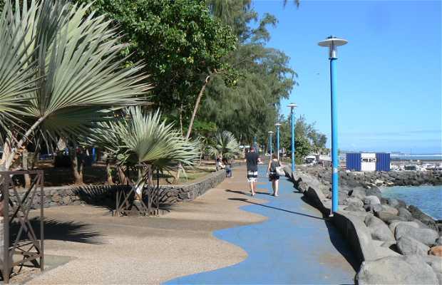 Frente maritimo, Saint Leu, La Reunion