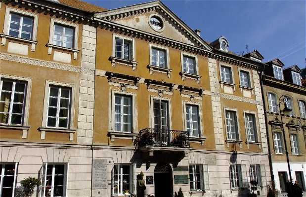 Museo de Maria-Curie Skłodowska (Muzeum Marii Skłodowskiej-Curie)