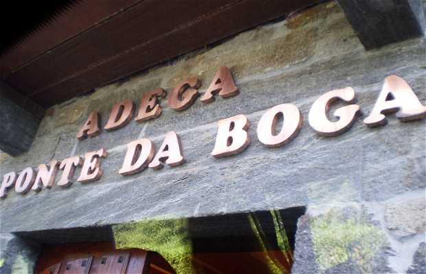Winery of Ponte da Boga