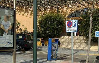Estação de autocarros de Marbella