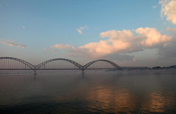 Yadabanon bridge
