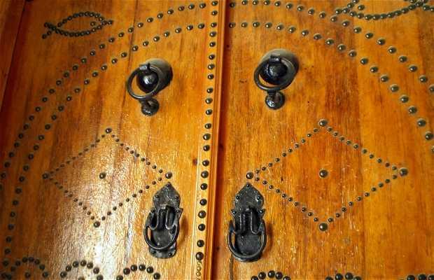 Puertas (Medina de Nefta)
