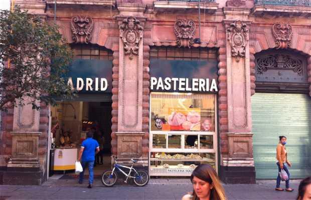 Pastelería Madrid