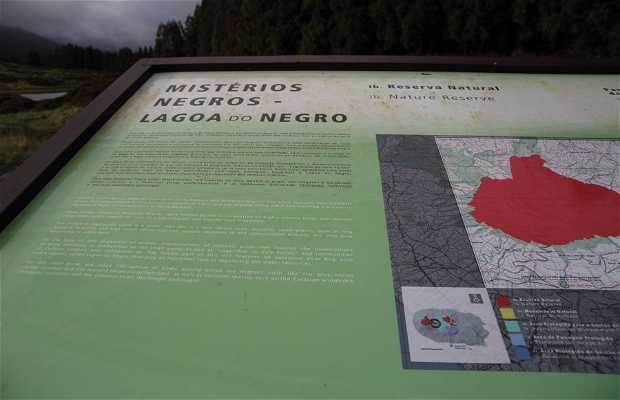 Reserva da Serra de Santa Bárbara e dos Mistérios Negros