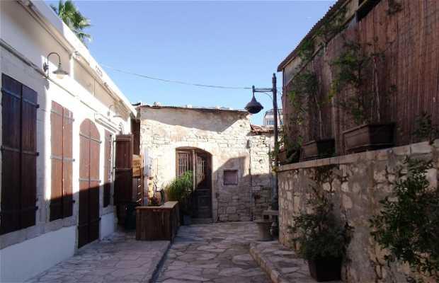 Casco Antiguo de Limassol