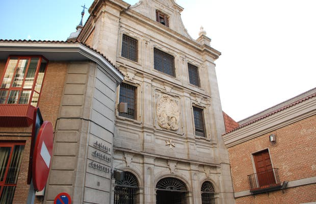 Cattedrale Castrense a Madrid