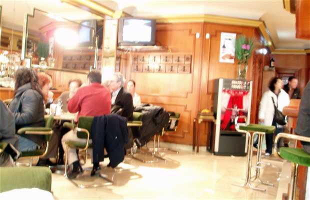 Cafetería Bar Brasil
