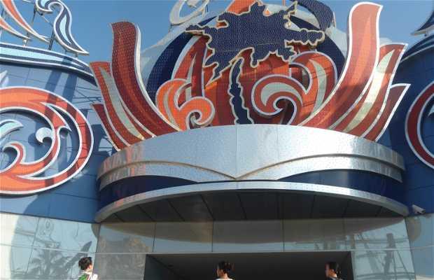 Le casino d'Alicante