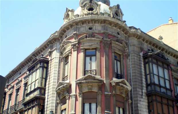 Casa de Eladio Muñiz o de Josefina Balsera