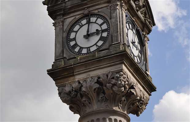 George Christie Clock Monument