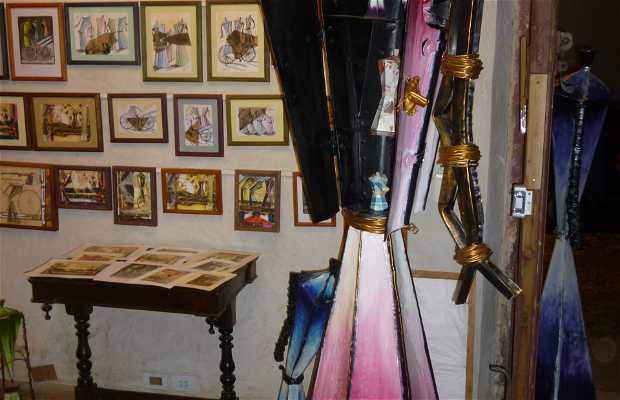 Museo y tienda Yami Martinez