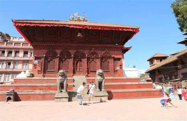 Shiva y Parvati temple