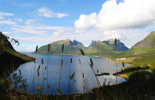 Fiordes d o Sul da Noruega