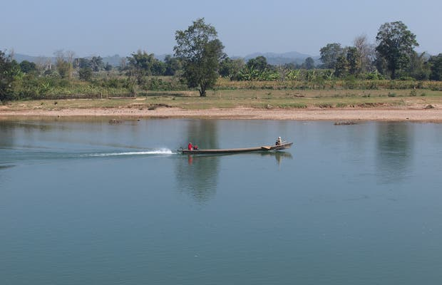 Fishing village of Hsipaw