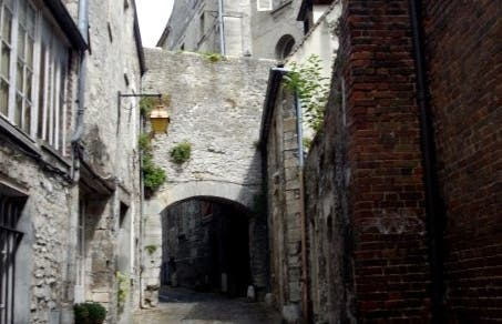 Gallo-romaine wall