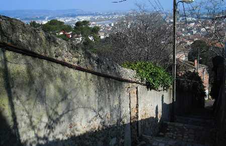 Camino del Mas Rousson