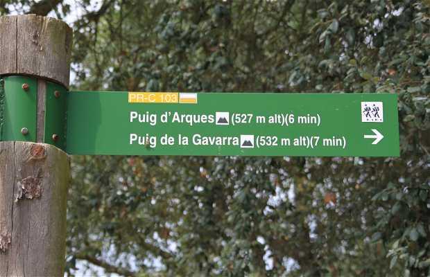Puig d'Arques