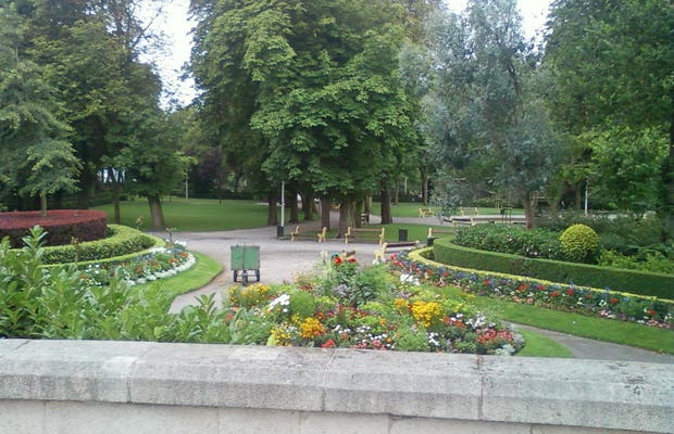 Parque St Pierre