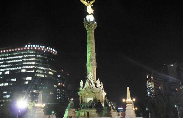 Plaza de la Independencia di Mexico City