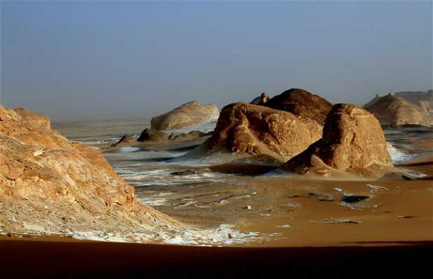 Desierto Blanco - Farfara / Egipto