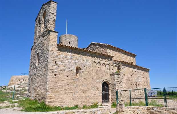 Iglesia San Pere de Boixadors