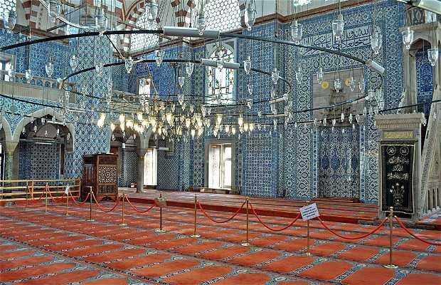 Mezquita Rustem Pasha - Rüstem Paşa Cami