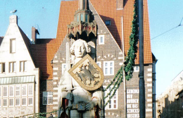 Estatua de Rolando de Bremen