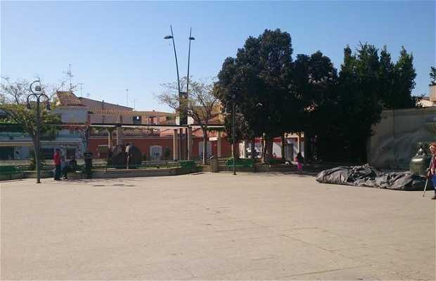 Parque Juan Carlos de Ceuti