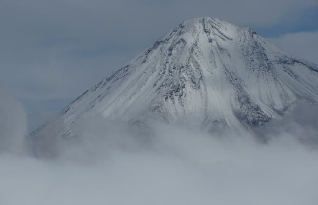 Trekking no Vulcão Toco