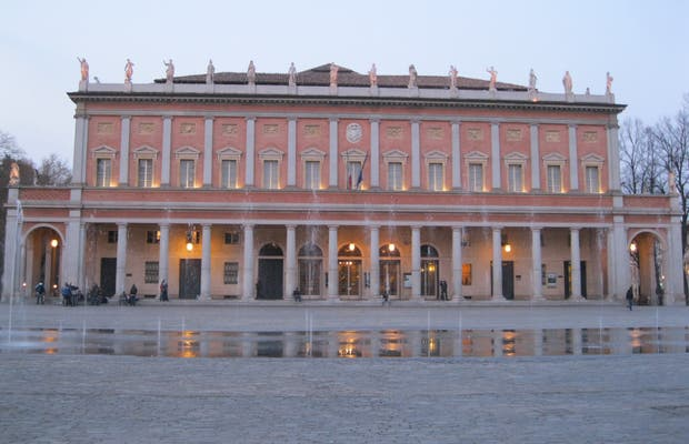 Romolo Valli Municipal Theatre