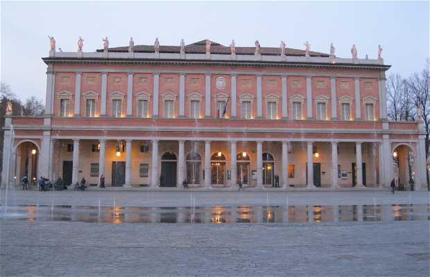 Théâtre Municipal Romolo Valli