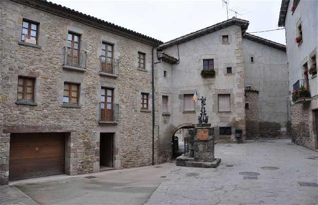 Plaza Joan Prats i Roca
